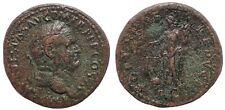 Vespasian, 69-79 Sestertius. FORTVNA REDVCI, circa AD 71