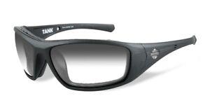 Harley-Davidson Wiley X Tank LA Light Adjusting Motorrad Brille, selbsttönend