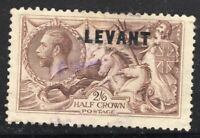 Stamp British Levant 1921, used, combine shipping 1100