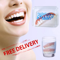 Veneers Snap On Perfect Smile Instant White Teeth Cosmetic Whitening Dental NEW