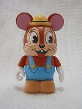"""Disney Vinylmation Silly Symphonies #1 ABNER MOUSE The Country Cousin 3"""" Figure"""