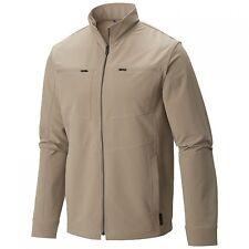 MOUNTAIN HARDWEAR Piero Lite Jacket Mens Large L Golden Brown Free Shipping