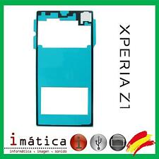 ADHESIVO TAPA SONY XPERIA Z1 L39H C6902 C6903 PEGATINA TRASERA TRASERO BATERIA