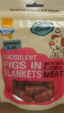 GoodBoy Pawsley 100% Natural Pigs In Blankets Treat 80g