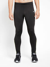 NWT $40.00 Tapout Mens  Athletic Gym Running Sportswear BLACK PANTS SIZE LARGE