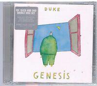 GENESIS DUKE CD/SACD + DVD F.C. NEW SEALED