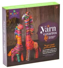 New Kids Craft Set-Ann Williams The Yarn Giraffes Kit-Great Quality