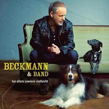 Bei Allem Sowieso Vielleicht von Beckmann & Band (2014), Digipack, Neu OVP, CD
