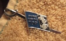 Vintage Charge Over The Top GM Salesman Tie Clip Clasp Bar - Belfour Chevy