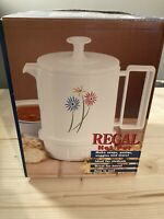 Vintage REGAL Warmer/Server Electric Poly Hot Pot  in ORIG BOX - Tested Works