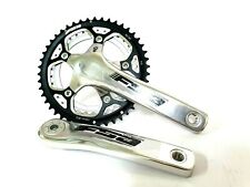 FSA Road Bike Omega Compact Crankset 172.5mm 10 11 Speed 46t 36t 110BCD Shimano