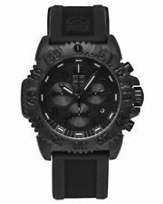 Luminox Navy Seal Colormark Blackout Dial Chrono Quartz Men's Watch XS.3081.BO.F