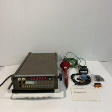 Racal-Dana 5001 Digital Multimeter, High Voltage Probe 641, Ballantine 10850