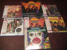 MANFRED MANN MIGHTY GRAVEY 5 OBI REPLICA CD'S RARE BOX SET + ORIGINALS HITS CD