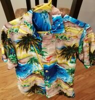 1950's Vintage Hale' Hawaii - Hawaiian Print Shirt - Men's Medium
