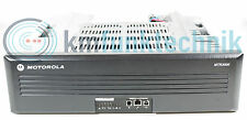 Motorola MTR3000 VHF DMR  Repeater TX 150-174MHz RX 136-174MHz 30-100 Watt OVP