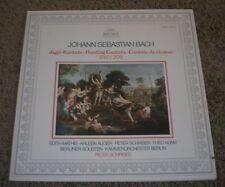 Bach Jagd-Kantate Schreier Mathis Auger~1977 German Import~NM Vinyl~FAST SHIP!!!