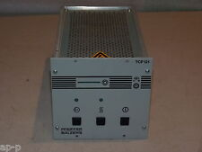 Balzers Pfeiffer tcp121 TCP 121 turbo pompe power supply unit psu PM 001 475a