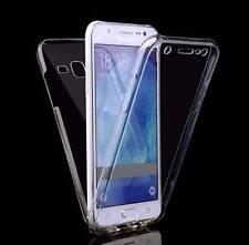 Funda Carcasa doble Transparente 360º  Delantera Trasera  Samsung Galaxy J7 2016
