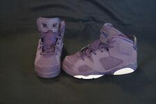 Nike Air Jordan Retro 6 toddler size 13c purple dynasty