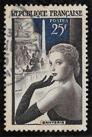 Timbre France année 1955  N°1020