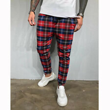 reasonably priced agreatvarietyofmodels quality design Red Plaid Pants In Men's Pants for sale | eBay