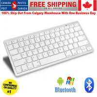 Wireless Keyboard Bluetooth and optical USB Mouse For PC LAPTOP MAC TABLET NEW