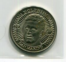 1997 Pinnacle Mint Coins Nickel 7 Dan Marino READ