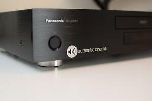 Panasonic DP-UB9004 / 9000 mit Stufe 1 ( Digital) Modifikation + Femto Clock
