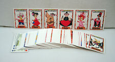 AMERICAN TAIL FIEVEL GOES WEST Trading Card Set of 50 Cards + HOLOS (KATC-099)