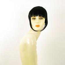 frange à clips peruk noire ref: 20 en 1b