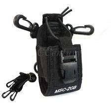 Walkie Talkie Radio Case Pouch Holster for Motorola SMP818 GP638+ Walkie Talkie