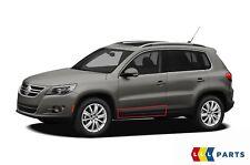 NUOVO Originale VW Tiguan 2007-2016 porta d'ingresso raso nero coperchio TRIM SINISTRO N/S