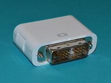 Apple Original Mac MINI DVI-VGA Adapter 603-6438