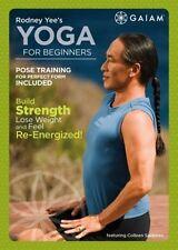 Rodney Yee's Yoga for Beginners DVD Region 1