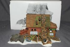 Department 56 Dept New England Village Semple's Smokehouse #56580