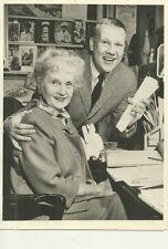 Fotografia Originale Ansa Attrice Billie Burke Cessione Ziegfeld Follies 1961