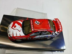 Holden Racing Team HRT HSV Bright Commodore 2002 VX Limited Edition 1:43 BIANTE