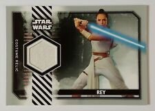 2020 Star Wars Rise of Skywalker Series 2 SILVER Costume Relic REY TROUSERS /25