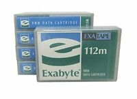 Lot of 10 Assorted 8mm Data Cartridge Tapes Gently Used - Free and Fast Shipping