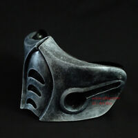 Sub Zero Airsoft Mask Mortal Kombat Halloween Costume Cosplays Paintball Prop