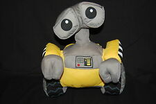 """Wall E Robot Disney Store Moveable Swivel Turning Head Collectible Plush 12"""" Toy"""