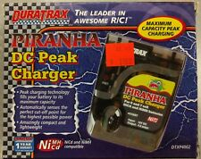 Duratrax Piranha NiCd and NiMH DC Peak Charger #DTXP4002 New