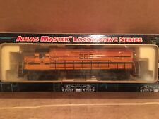 HO Atlas Master Maine Central GP38 Powered Diesel Locomotive MEC #263 DCC ONLY