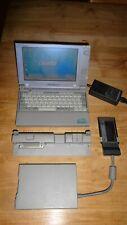 Toshiba Libretto 100CT mini laptop vintage rare collectors retro (no 50ct) JAPAN