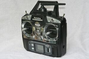 Futaba 6EX 6ch FASST transmitter 2.4GHz