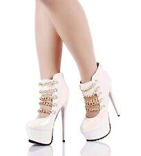 ed65bd70cfdc white heels 8.5