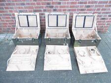 1x Aufbewahrungskiste 795x395x350 Aufbewahrung Holz ex Bundeswehr Sammeln & Seltenes NATO-Shop TK5