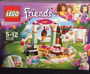 LEGO 41110 Friends Geburtstagsparty Neu&OVP!