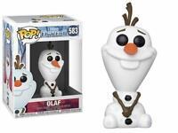 Funko- Pop Disney: Frozen 2-Olaf Figura 583
